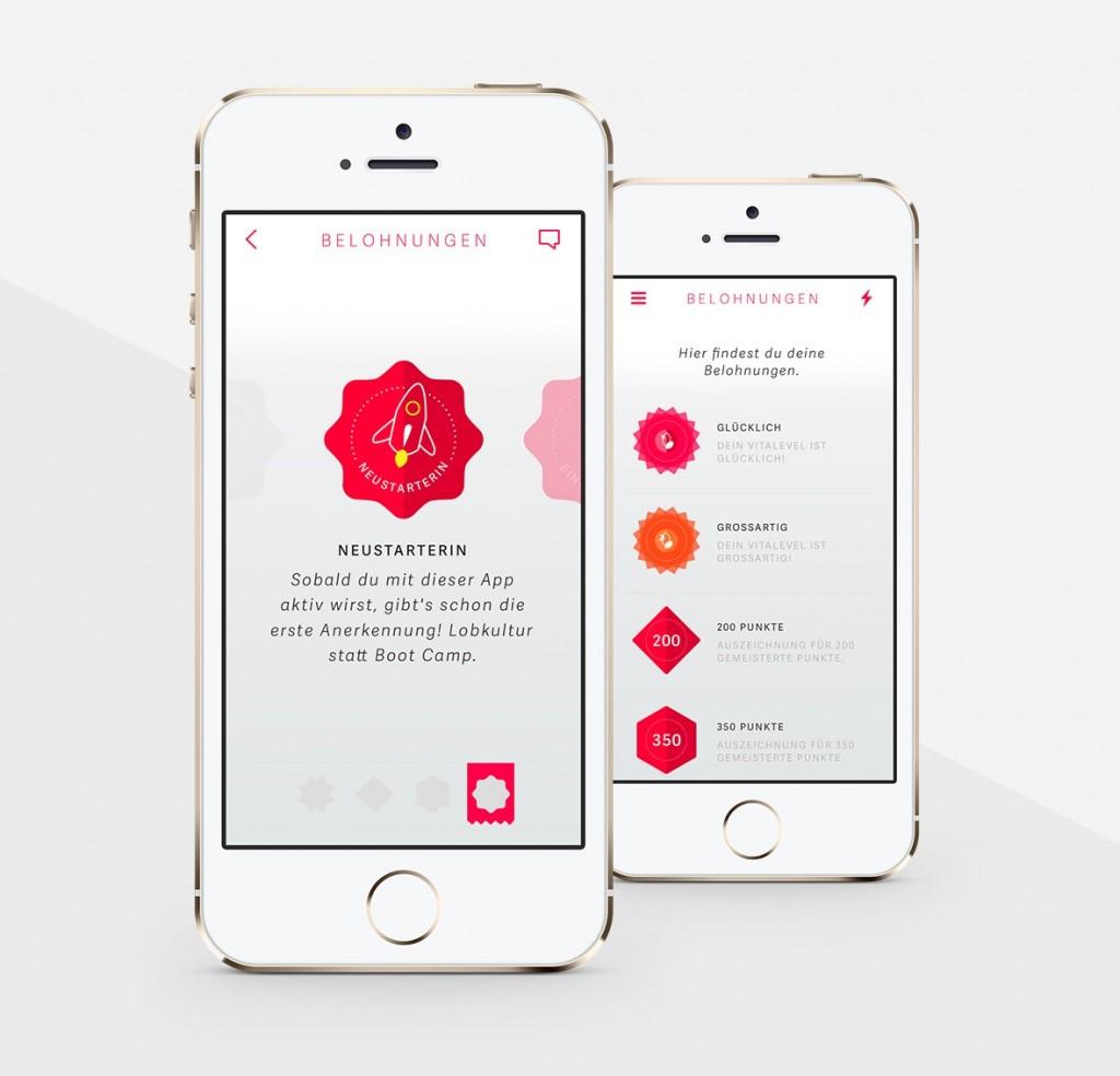 Swipe Vital App