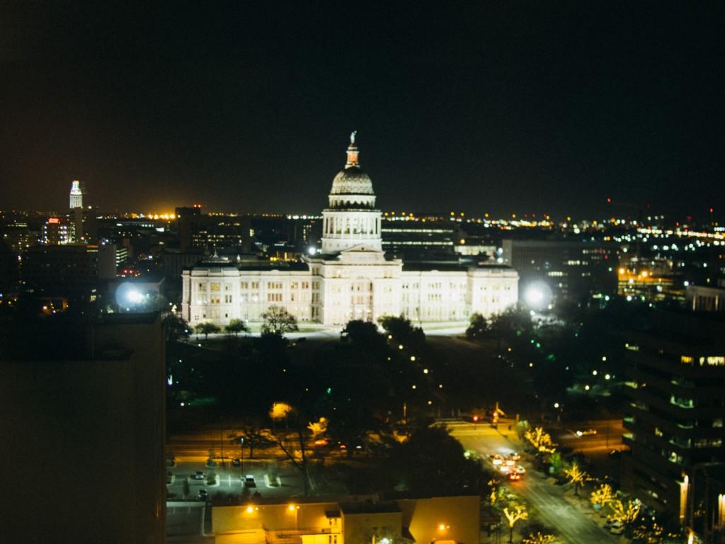 Texas Capitol, SXSW 2015 Austin