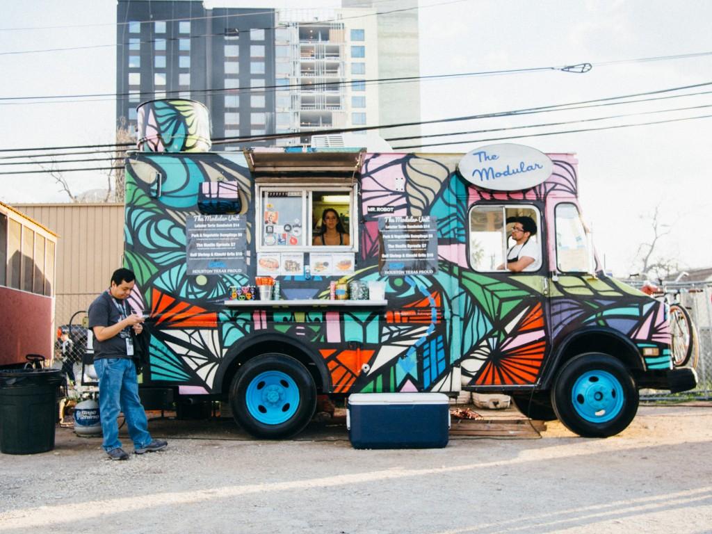 Rainey Street, SXSW 2015 Austin